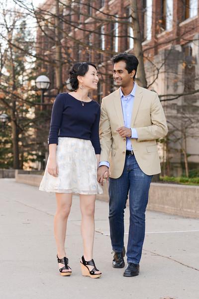 Qixin & Kalyan Engagement