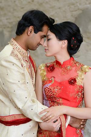 Qixin & Kalyan Wedding