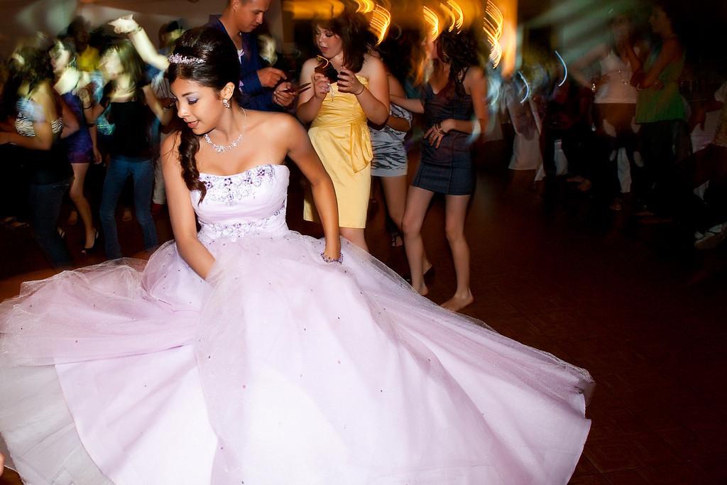 quinceanera dances