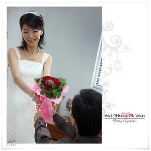 Wai Chien & Pik Wan