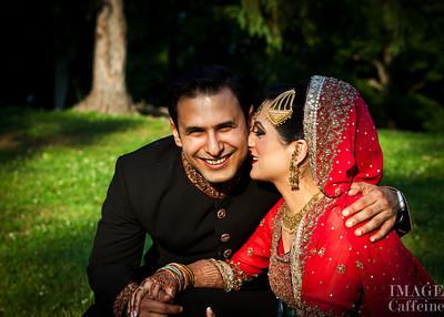 Rabiya & Shazim's Wedding Reception