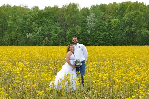Rachael & Chris Hughes' Wedding