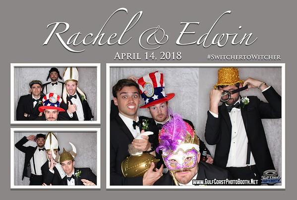 Rachel & Edwin Wedding Reception