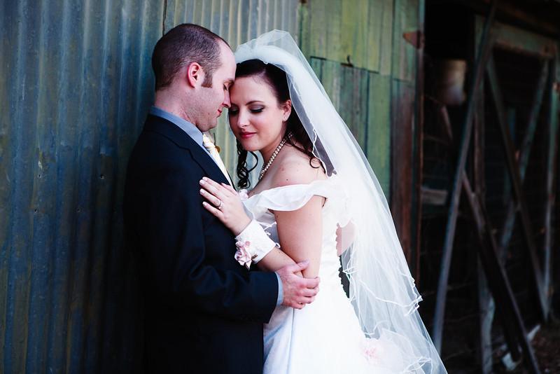 Rachel + James