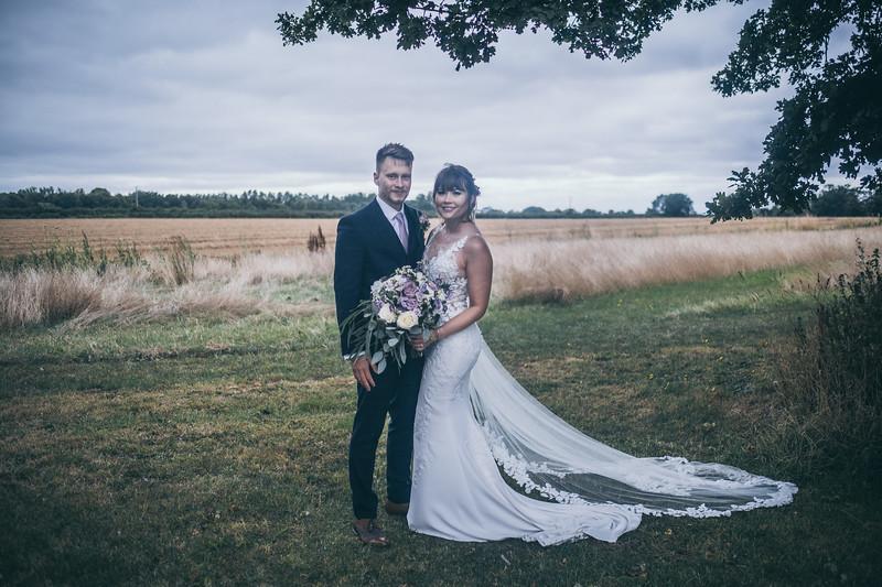 Rachel & James' Wedding