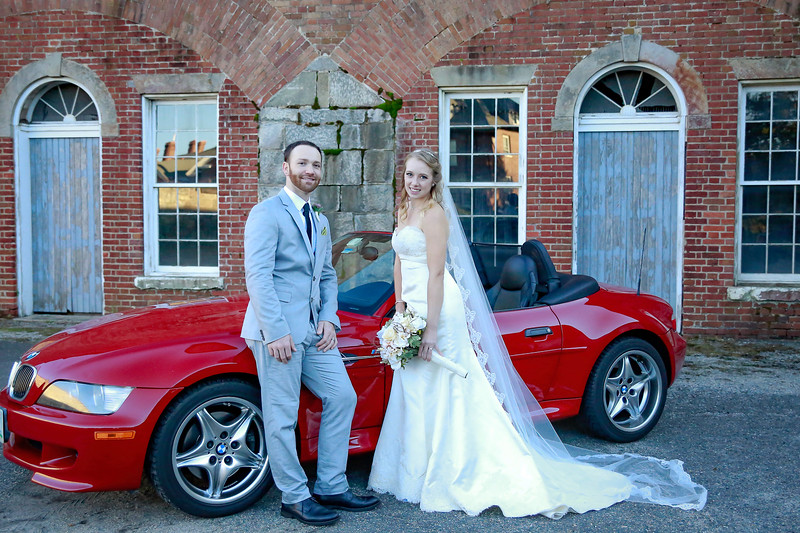 Freedom Fortress Wedding
