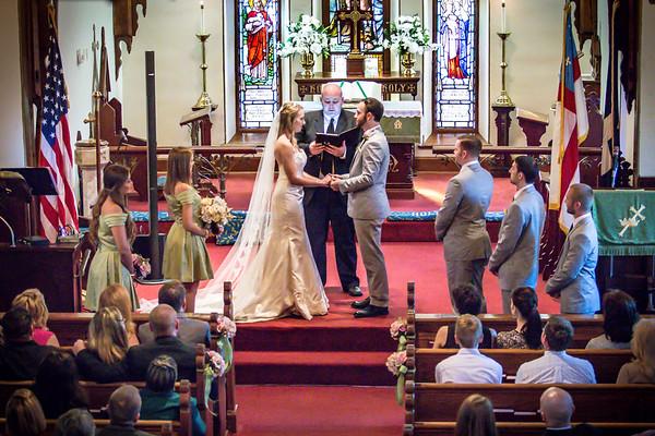 Rachel & Larry - The Ceremony