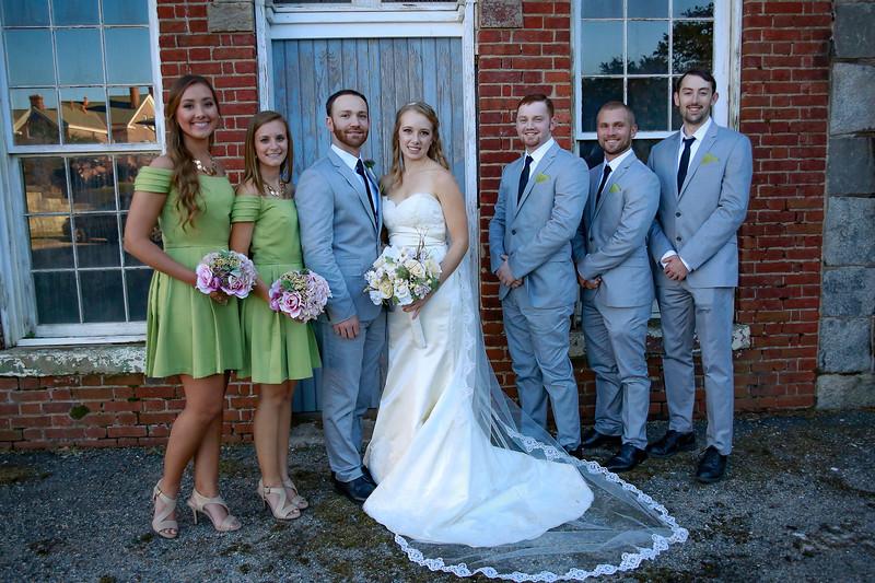 Rachel & Larry Havard Wedding 11-5-16