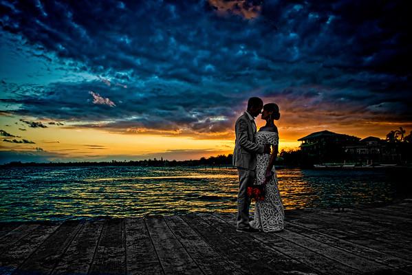 Rachel & Steve - Wedding - Belize - 27th of February 2016