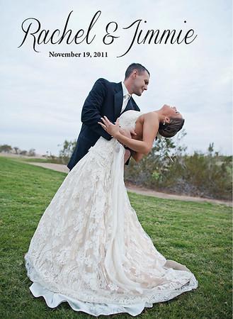 Rachel Wedding album