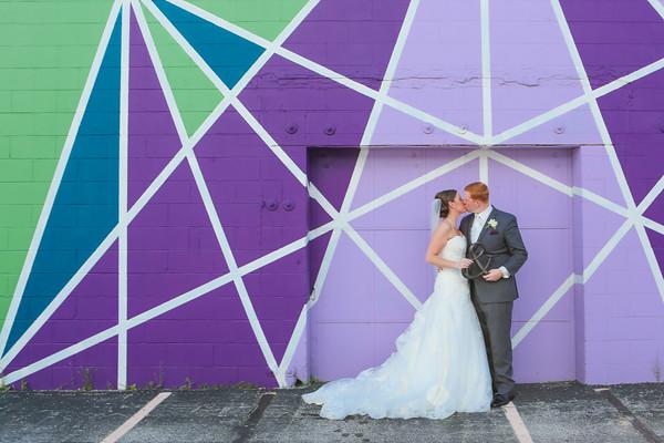 Rachel + Zane = Married!