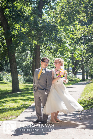 Rachel and J Beloit College Wedding