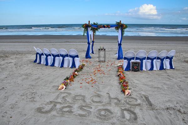 Rachel and Jason's wedding~