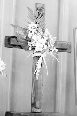 Ceremony Black and White