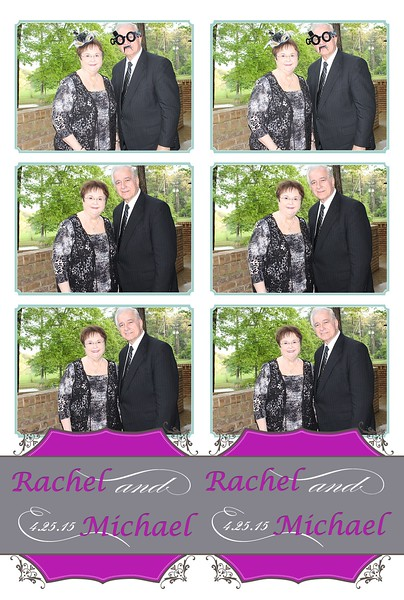 Rachel and Michael's Wedding