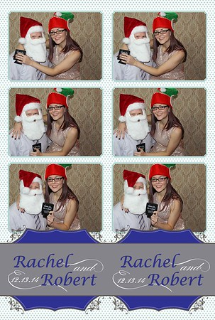 Rachel and Robert's Wedding