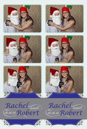 Rachel and Robert's Wedding