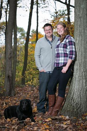 Rachel & Mike Engagement