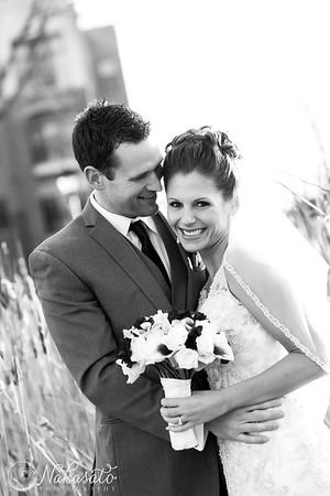 Rachel & Matt {wedding day}