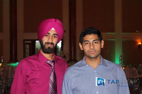 Rajiv and Marisol Wedding