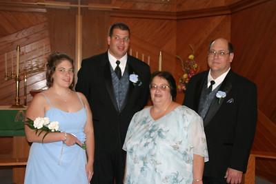Ralphs Wedding - 2008