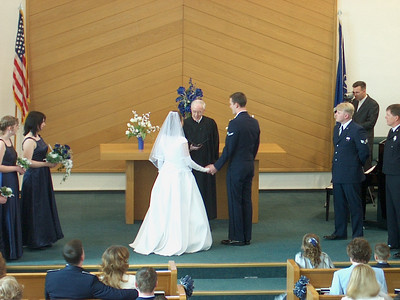 Ramstein South Side Wedding May 2001