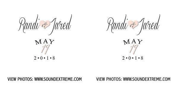 Randi & Jared 5-19-18