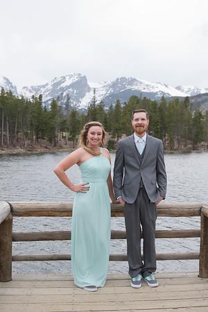 Randi and Andrew - May, 2018