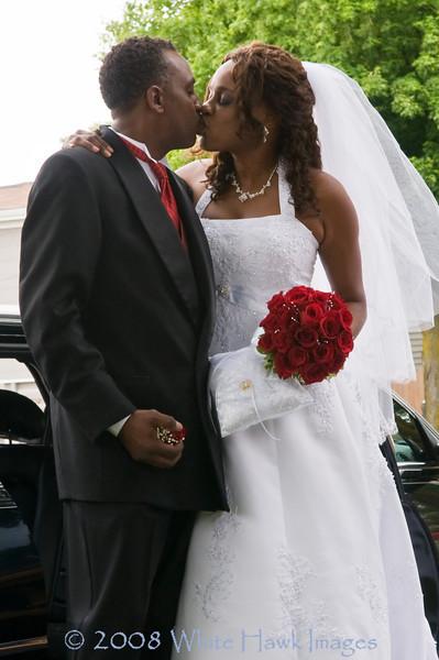 Rea & Ralph Wedding - June 2008