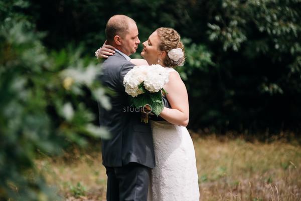 Rebecca + Malcolm | Wedding | Reunion Park, Ludington