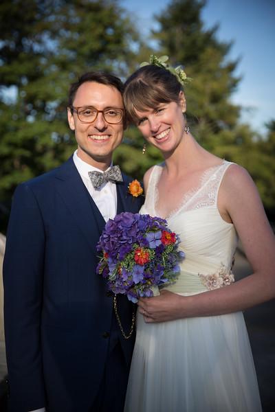 Rebecca and Adam Wedding