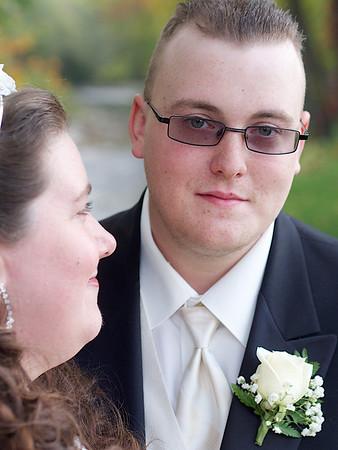 Rebecca and Brandon