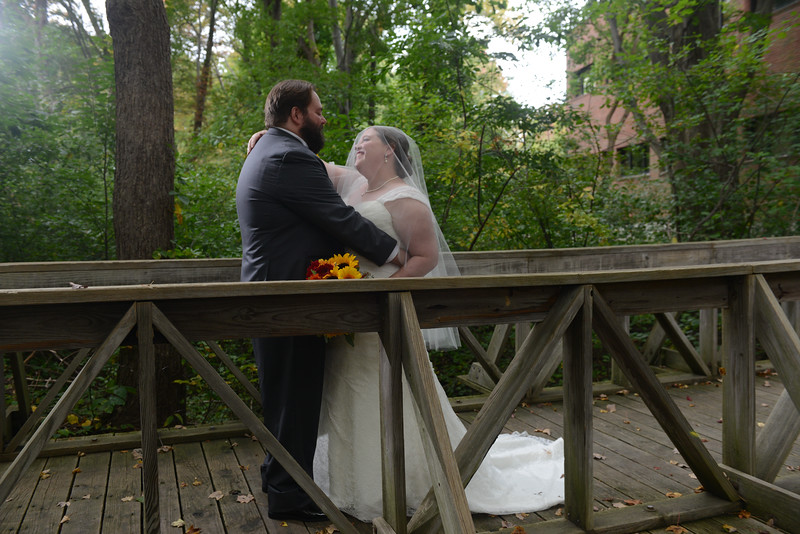 Rebecca and Eric Norris - October 6th 2018