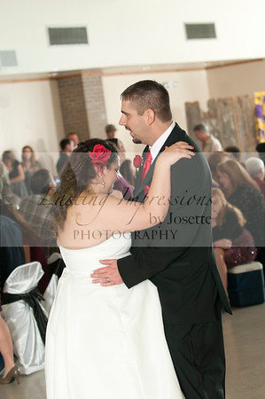 Rebecca and Lance Wedding 2012