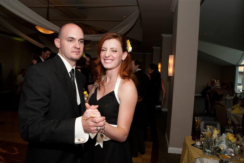 Rebecca and Matt<br /> Photos by Lindsay Pierce