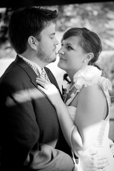 Rebecca and Matt<br /> Photos by Lindsay Pierce