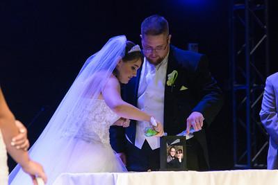 Bekah and Matthew Ceremony