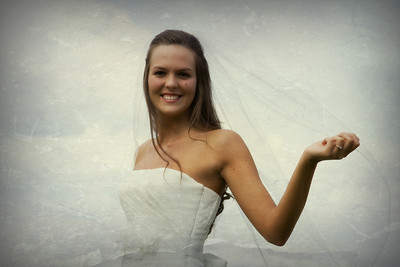 Bridal Portraits: Rebekah