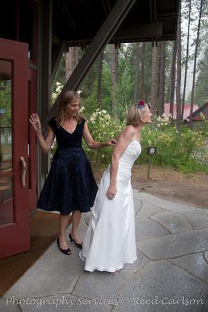 Lisa & Bill's Wedding at Sleeping Lady