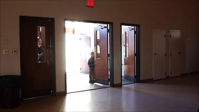 09 - Reception Entrance