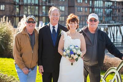 Julie and Luther Ericksen Wedding Proofs
