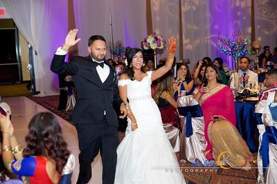 Jojo and Naveetha Wedding