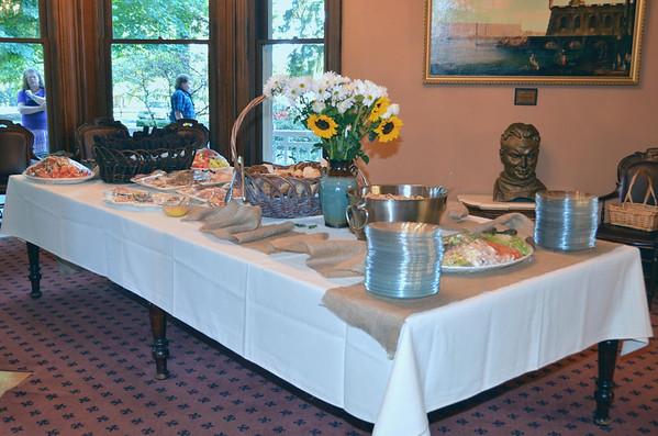 Reception - Debbrah & Aaron's Wedding