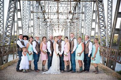 Reed-Pate Wedding