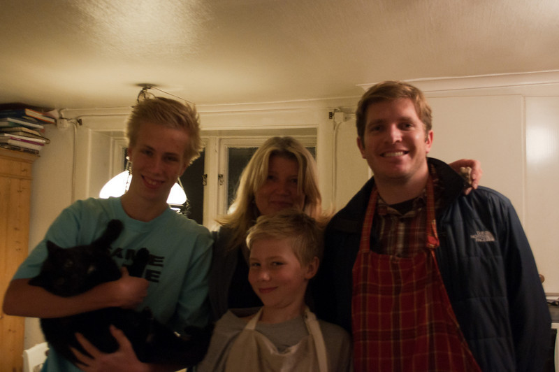 November 28 - Advent with the family