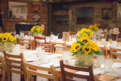 Rehearsal Dinner at Hill Country