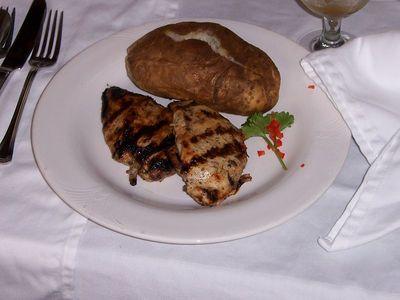 Chicken (mmmmmm good)