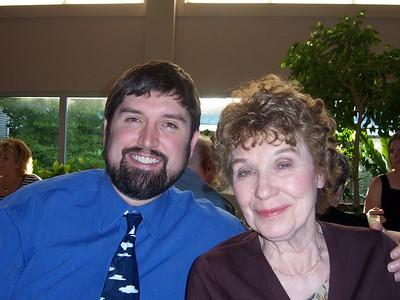 Me and Mom Irene - 2