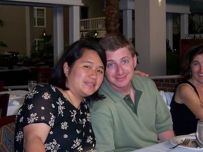 Sean and Mona