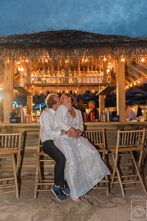 Jessica & Trevor Welcome Party, Ballard's Inn, Block Island RI